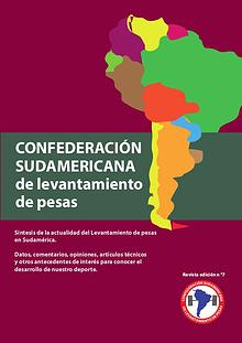 revista de pesas sudamericana 7