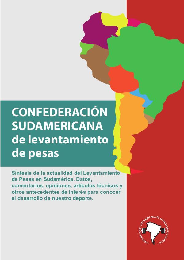 revista sudamericana pesas halterofilia
