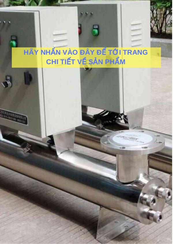 ▷•▷•▷• Tiệt trùng nước cấp cho tòa nhà Tiệt trùng nước cấp cho tòa nhà