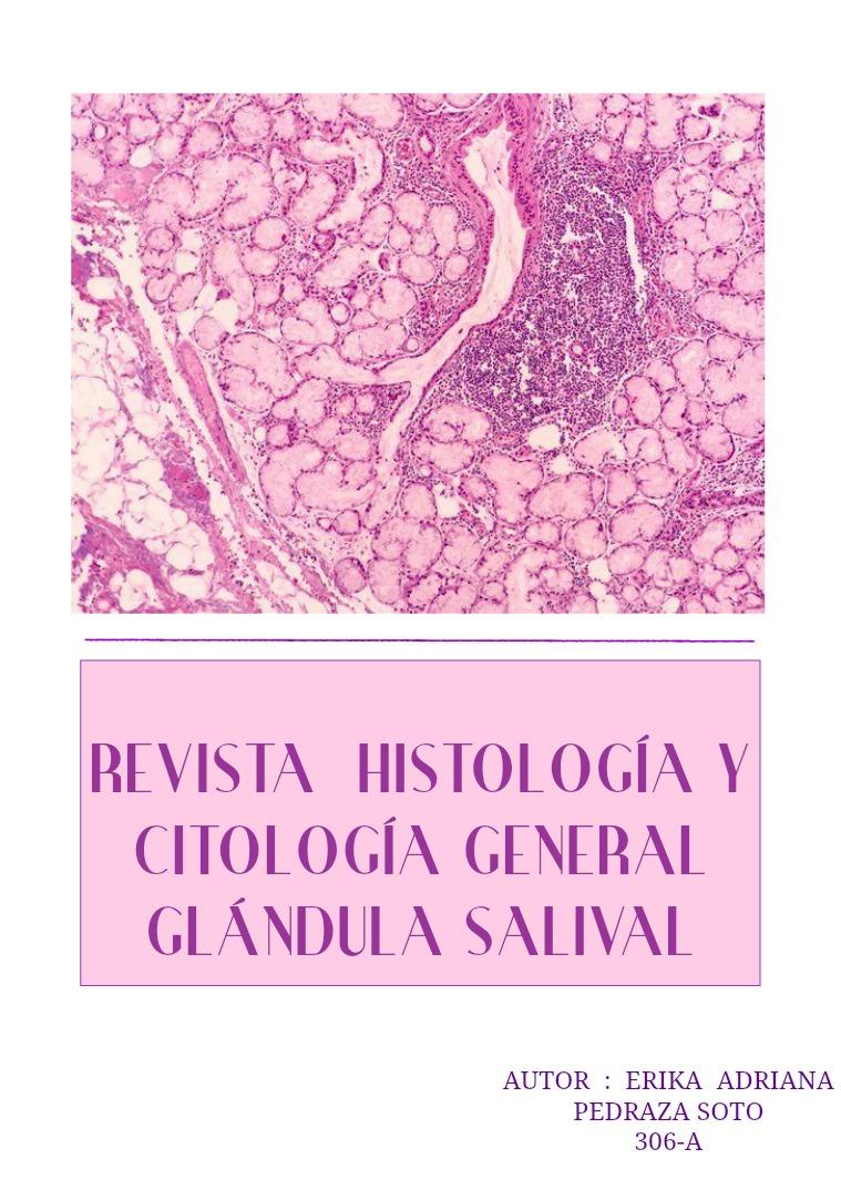 R. HISTOLOGÍA Y CITOLOGÍA GENERAL 1