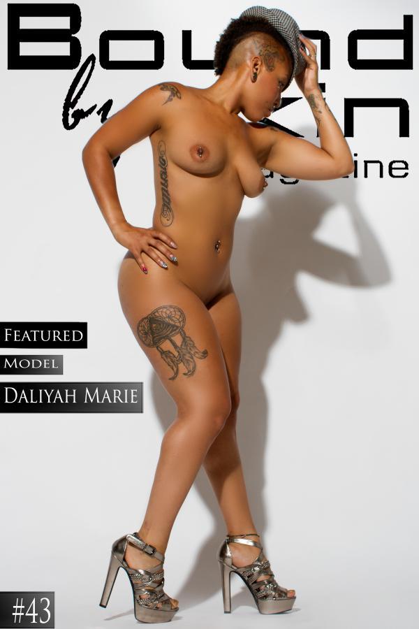 Bound By Skin Magazine 43