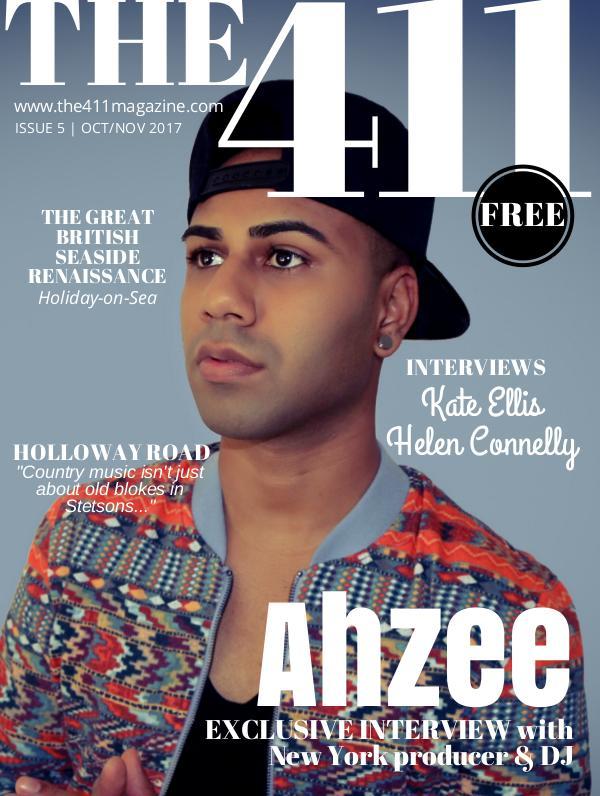 The 411 Magazine Issue 5