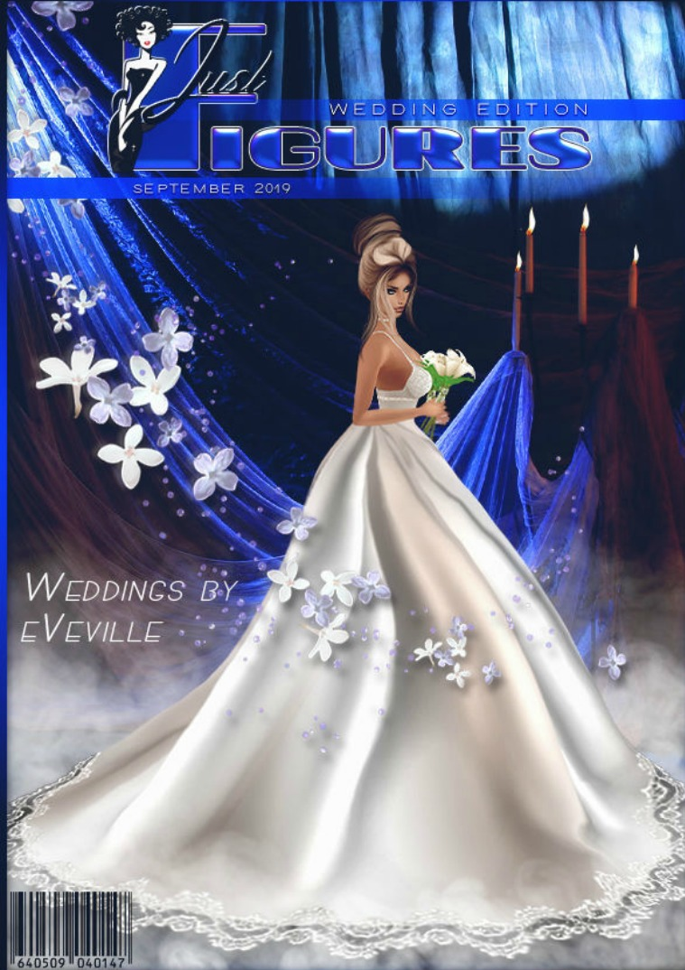 JustFigures Magazines  2019 September 2019 Wedding