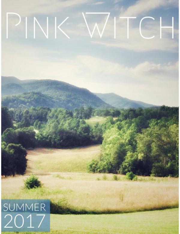 Pink Witch Summer 2017