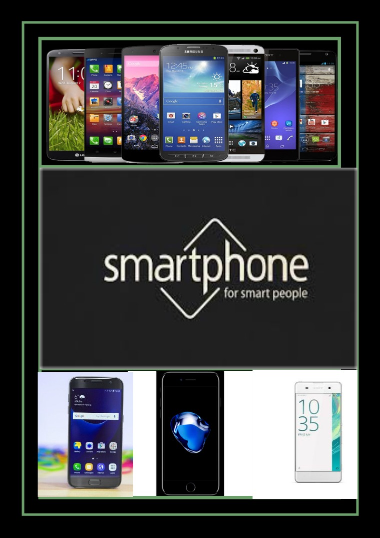 GAME ON SMARTPHONES