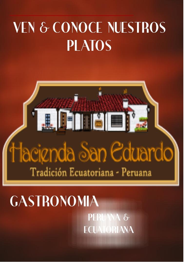 Hacienda San Eduardo 1