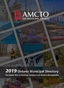 Sample - 2019 Ontario Municipal Directory