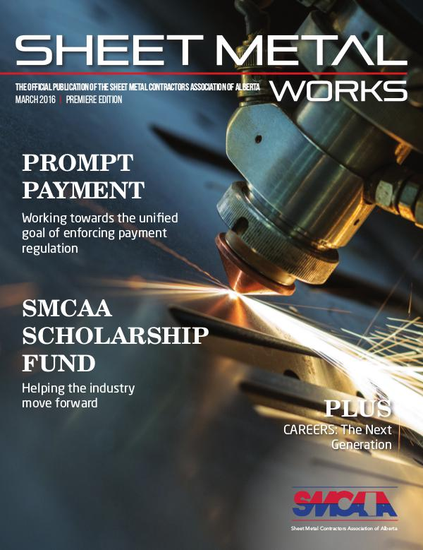 Sheet Metal Works 2016 Annual Edition