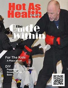 Hot As Health Magazine