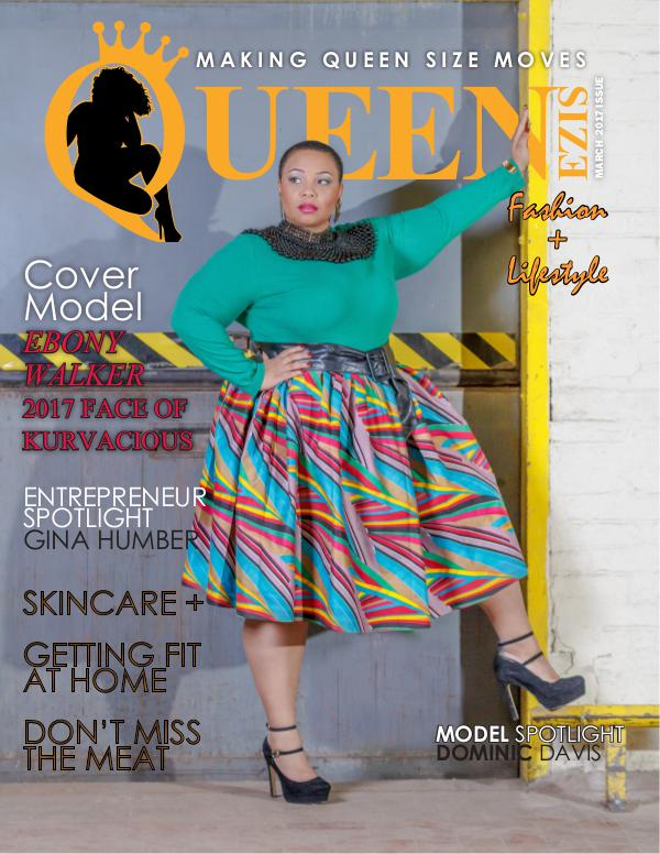 Queen Size Magazine March 2017 Issue