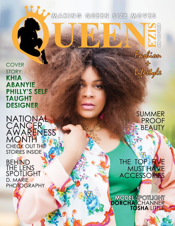 Queen Size Magazine June 2017