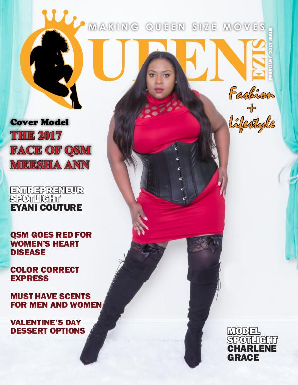 Queen Size Magazine February 2017 Issue