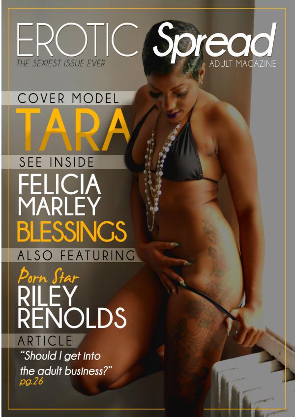 Erotic Spread Magazine 1