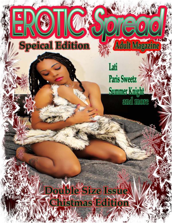 Erotic Spread Magazine 5