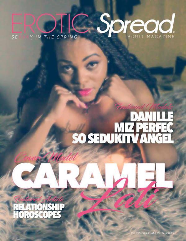Erotic Spread Magazine 7