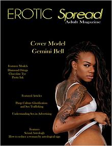 Erotic Spread Magazine