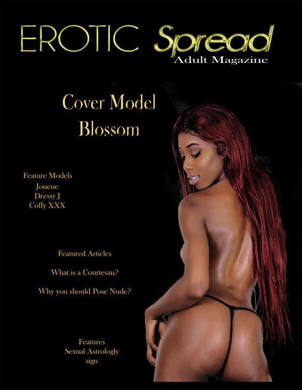 Erotic Spread Magazine 9