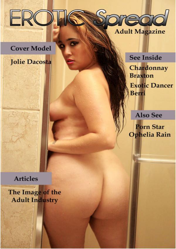 Erotic Spread Magazine 2