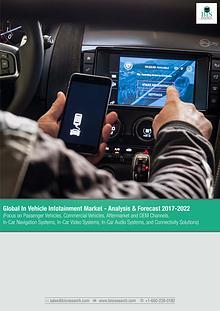 In-Vehicle Infotainment Market, Analysis & Forecast, 2017 – 2022