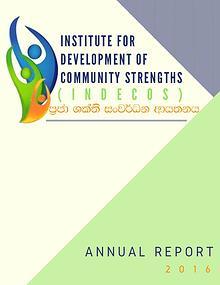Institute for Development of Community Strengths