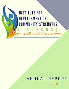 Institute for Development of Community Strengths