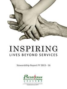 PCS Stewardship Report