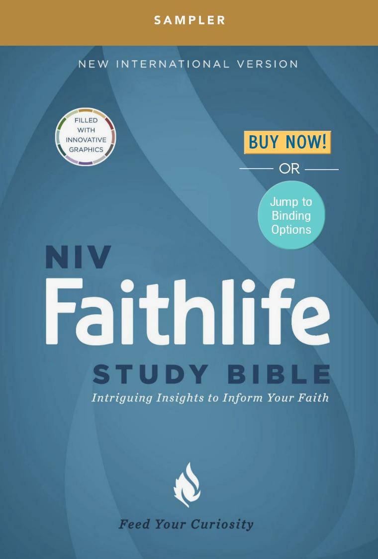 NIV, Faithlife Study Bible