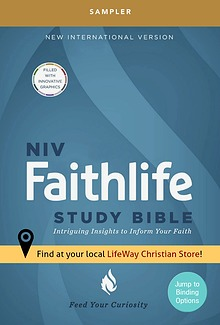 NIV Faithlife Study Bible