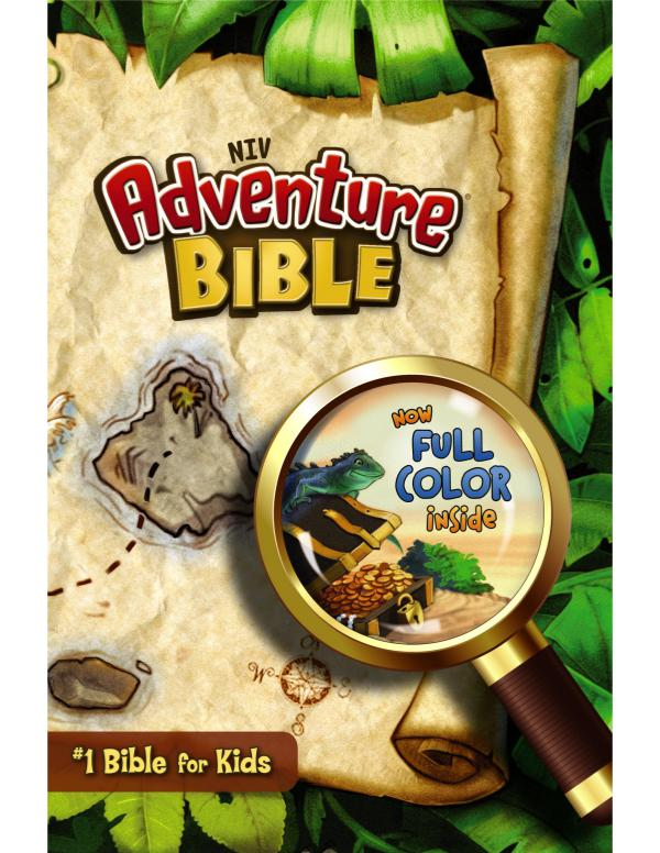 NIV Adventure Bible Adventure Bible Easter Activities