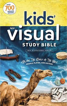 NIV Kids' Visual Study Bible
