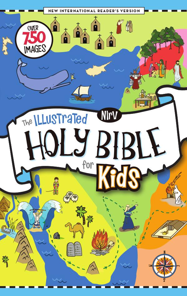 NIrV, The Illustrated Holy Bible for Kids NIrV, The Illustrated Holy Bible for Kids, Sampler