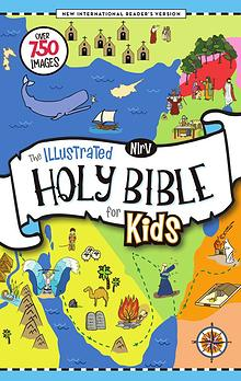 NIrV, The Illustrated Holy Bible for Kids