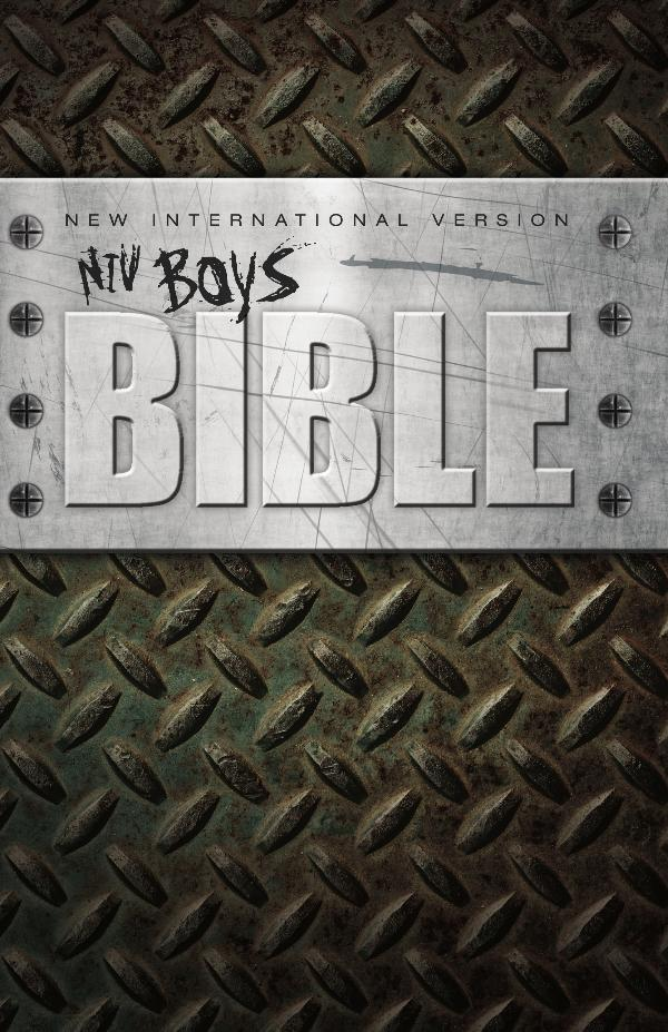 NIV Boys Bible NIV Boys Bible   Sampler
