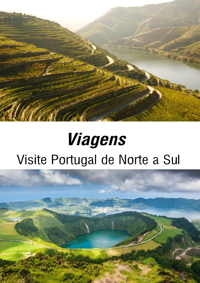 Viagens Visite Portugal de Norte a Sul
