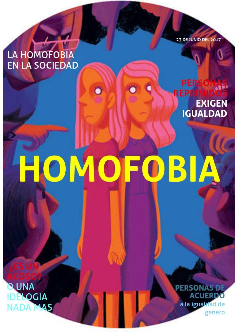 Homofobia equipo #15 4°D Homofobia equipo #15 4°D