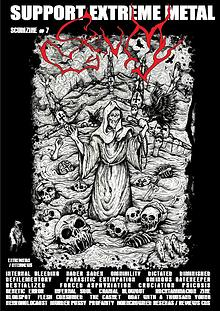 SCUMZINE edición  #5