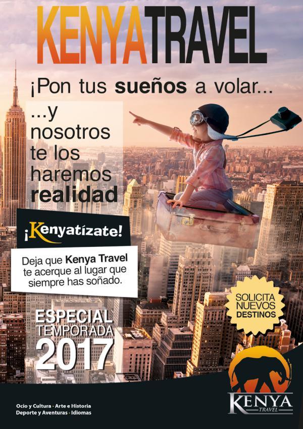 Revista Kenyatravel Catálogo online