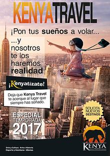 Revista Kenyatravel