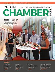 Dublin Chamber July August 2017 News Magazine