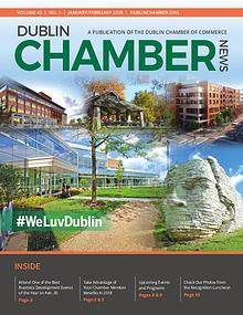 January February 2018 Dublin Chamber News