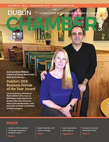 2018 March April Dublin Chamber News