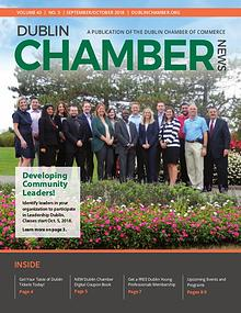Sept./Oct. 2018 Dublin Chamber News