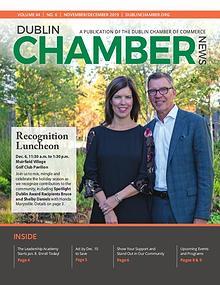 Dublin Chamber November December 2019 Magazine