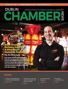 January February 2020 Dublin Chamber News