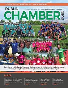 March April 2020 Dublin Chamber News Magazine