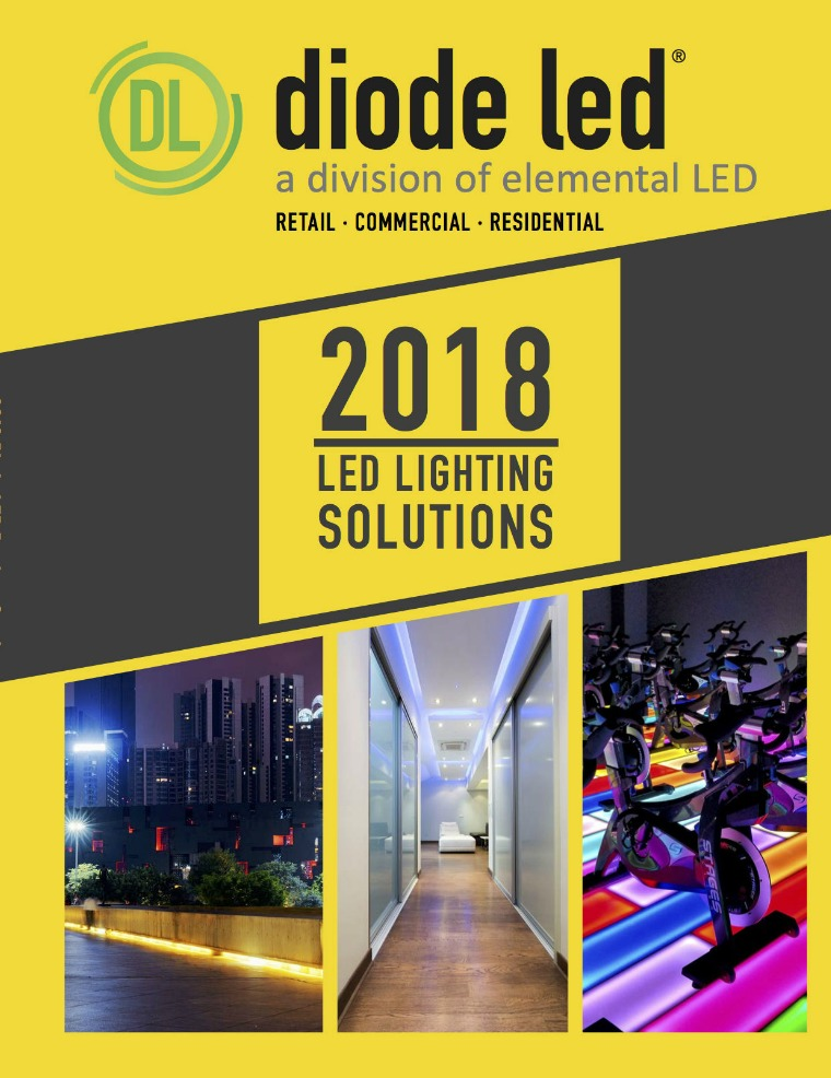 Diode LED Catalog 2018