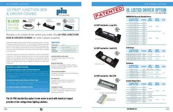 Diode LED Catalog 2019 - Page 129