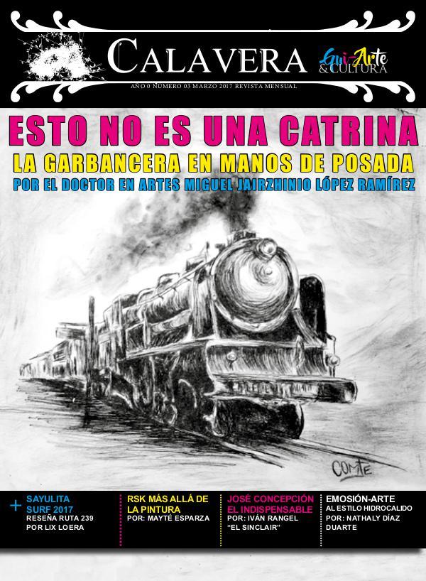 Calavera Gui-Arte & Cultura 3° Entrega