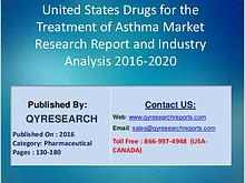 United States Drugs for the Treatment of Asthma Industry 2016 Market