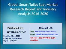 Global Smart Toilet Seat Sales Market 2016 Forecast